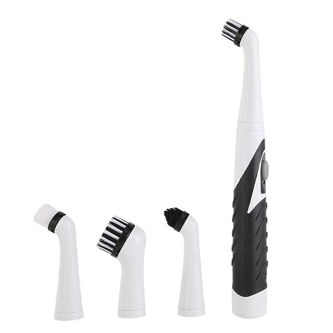 Amazon.com: xmke96 - Cepillo de limpieza eléctrico 4 en 1 ...