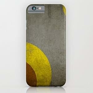 Society6 - Abstract Retro Circle iPhone 6 Case by Nuchylee wangjiang maoyi