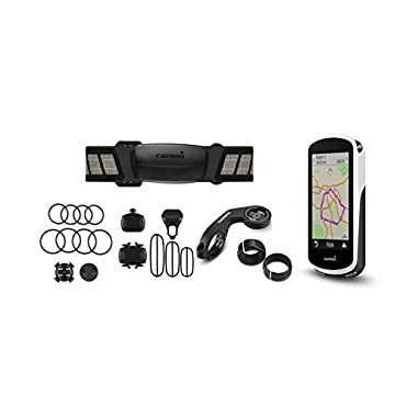 Garmin Edge 1030 Cycling Computer Bundle