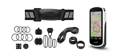 (Garmin Edge 1030 Cycling Computer Bundle)