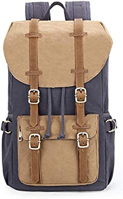 Large Travel Backpack Hiking Camping Rucksack Luggage Bag School Uni College Bag