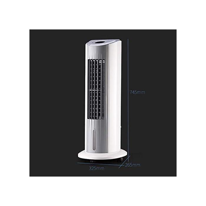 41K5ezya yL POTENTE REFRIGERACIÓN: este ventilador de torre ultrapotente de 60 W cuenta con una vasta cobertura de oscilación automática de 60 grados, perfecto para enfriar grandes áreas de su hogar, sala de estar, dormitorio u oficina. 3 VELOCIDADES DE VENTILADOR Y 3 MODOS DE VIENTO: Equipado con velocidades de ventilador de bajo, medio y alto rendimiento y 3 modos de viento impresionantes, que incluyen normal, natural y de reposo para brindar la mejor refrigeración en todas las situaciones. El modo de suspensión es perfecto para hacer que las cálidas noches de verano sean más cómodas. CONTROL REMOTO: con un panel de control fácil de usar y un conveniente control remoto inalámbrico que le da la libertad de ajustar sin esfuerzo todas las funciones, incluida la velocidad del aire frío, la configuración del viento y el temporizador desde el otro lado de la habitación