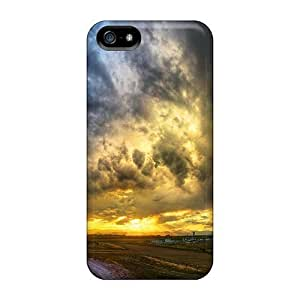 High Grade StaceyBudden Cases For Iphone 5/5s - Panning The Skies