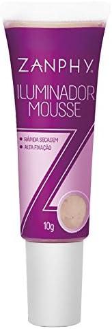 Iluminador Mousse, Zanphy, Natural