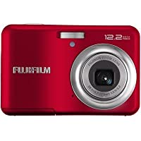 FujiFilm FinePix A230 12mp Digital Camera - Red Review Review Image