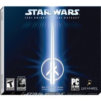 Star Wars Jedi Knight II: Jedi Outcast - Windows (Star Wars Jedi Knight Ii Jedi Outcast)