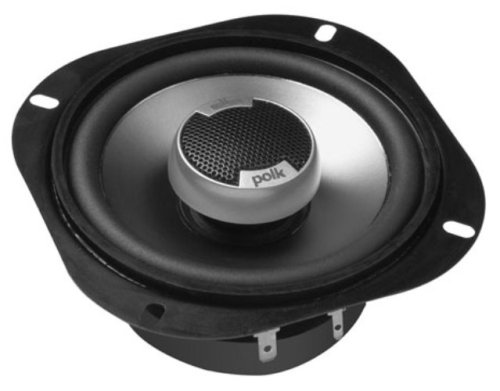 Pickup Trike - Polk Audio DB501 5-Inch Coaxial Speakers (Pair, Black)