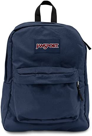 men/man modern style new style & luxury JanSport Super break 25 Liters Blue Casual Backpack (ABPL_JT501003)