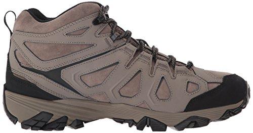 Mid Men's Moab Boulder Waterproof Hiking Fst Boot Ltr Merrell wIP5qdP