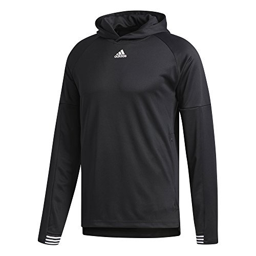 adidas Mens Team Issue Lite Pullover Hoodie