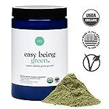 Ora Organic Green Superfood Powder - Vegan Green Juice Mix Detox Supplement, Antioxidants & Adaptogenic Herbs for Digestive Support - Spinach, Kale, Chlorella Blend - 30 Servings, Gluten Free, Non-GMO