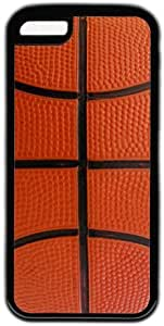 Basketball Pattern Theme Iphone 5C Case