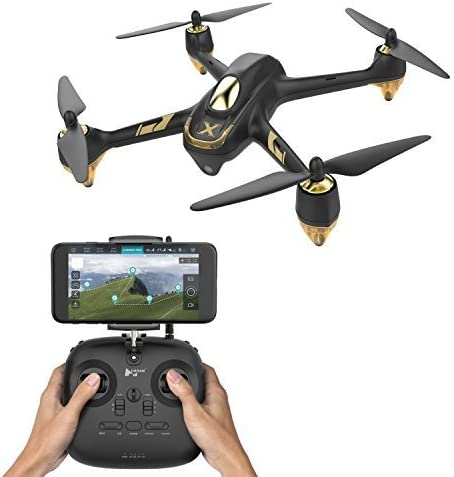HUBSAN H501A Brushless Compatible Quadcopter product image
