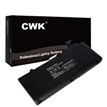 """CWK Long Life Replacement Laptop Notebook Battery for Apple 2009 2010 Early 2011 2012 MacBook Pro 13"""" A1278 A1322 Mid 2009 2010 2011 2012 Unibody MacBook Pro 13"""" A1322"""