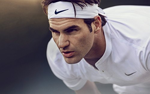 Roger Federer Poster Paper Print(12 Inch X 18 Inch, Rolled)