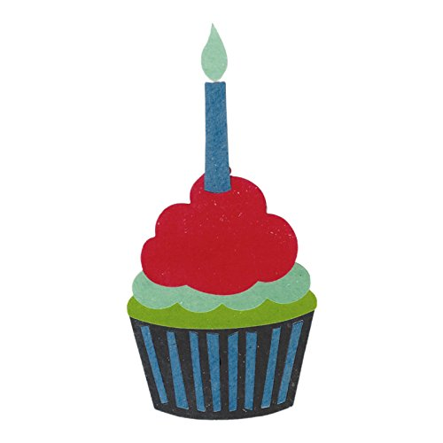 Sizzix Bigz Die, Cupcake by Echo Park Paper Company