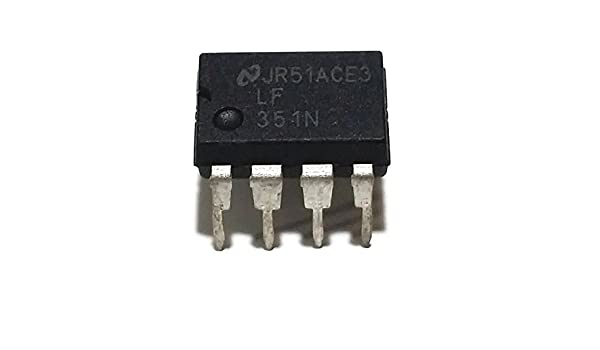 Semiconductor Nacional lf351 N IC amplificador operacional (Pack de 1): Amazon.es: Amazon.es