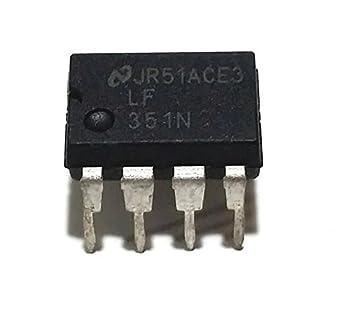 Semiconductor Nacional lf351 N IC amplificador operacional (Pack de 1)