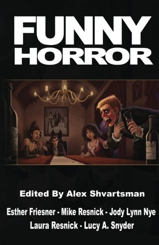 Funny Horror Alex Shvartsman