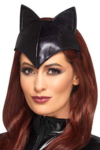 Fever Cat Headband Black, Halloween Fever Fancy Dress, One Size #US]()
