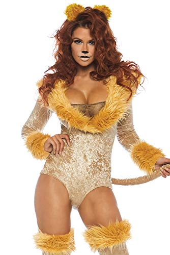 Warm Halloween Costumes 2019 (Leg Avenue Women's Costumes, Brown,)