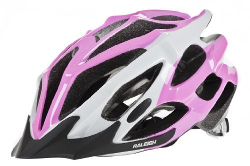 RSP Extreme III Cycle Helmet - Pink/White, Large by RSP by RSP