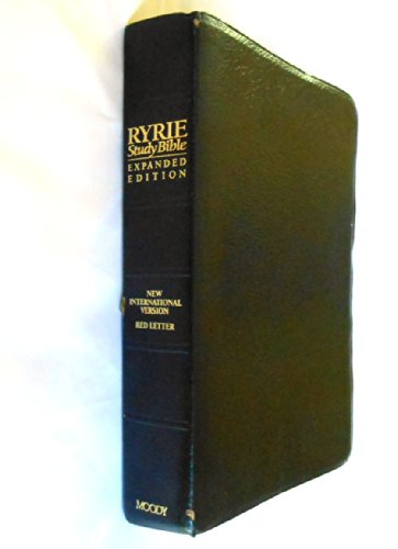 Price comparison product image Ryrie Study Bible, Expanded Edition