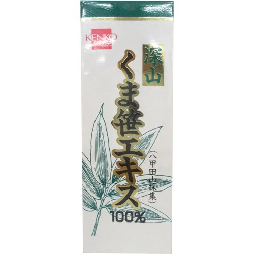 健康フーズ くま笹エキス   B00I89088E