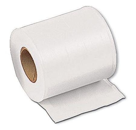 Presco Products Co Tf4w300-188 Taffeta Flagging Tape,white,300ft X 4 I
