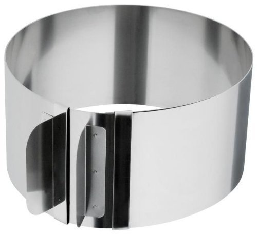 Adjustable Cake Setting Ring - Make Cakes From 6'' to 12''