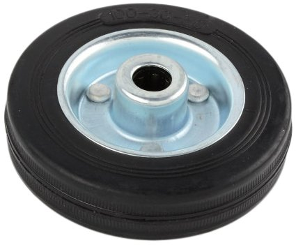ATE Pro. USA 89040 Caster Wheel, Light-Duty, 4''