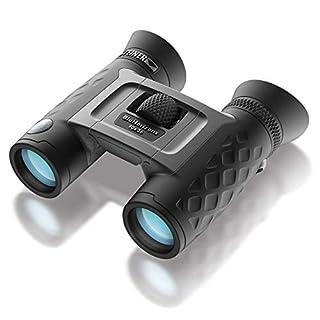 Steiner BluHorizons 10x26 Binoculars – Ideal Daytime Outdoor Optics for The General Outdoorsman, Multicolor