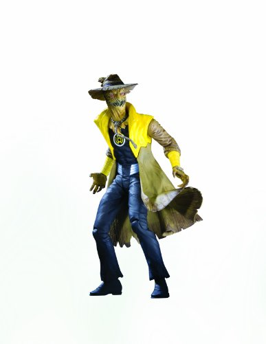 DC Direct Blackest Night: Series 8: Sinestro Corps Member Scarecrow ()
