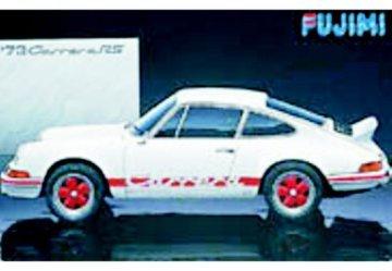 フジミ模型 1/24エンスージアストモデルシリーズ06 ポルシェ911カレラRS `73の商品画像