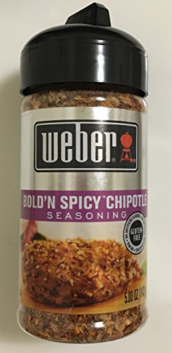 Spicy Chipotle (Weber Bold 'n Spicy Chipotle Seasoning - 1 of 5 oz)