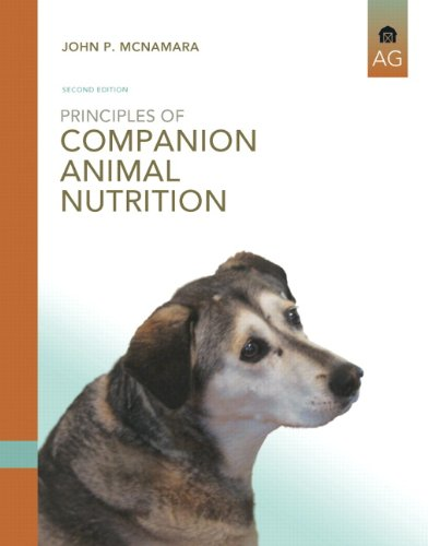 Principles Of Companion Animal Nutrition  2Nd Edition