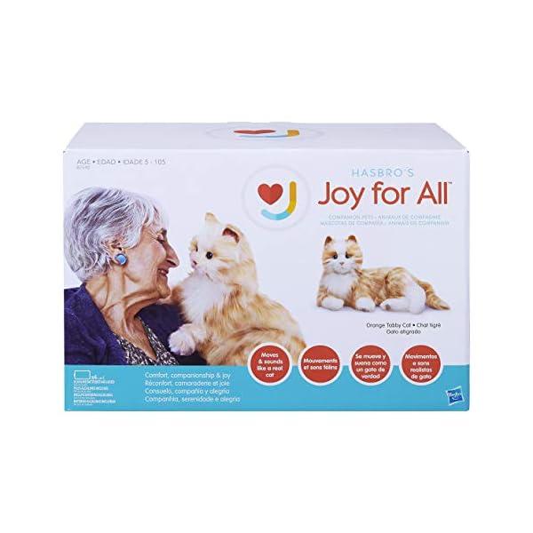 Ageless Innovation | Joy For All Companion Pets | Orange