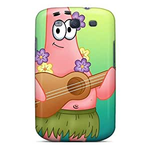 Samsung Galaxy S3 BBb2979BHwi Support Personal Customs Attractive Patrick Music Pictures Shock-Absorbing Cell-phone Hard Covers -casesbest88