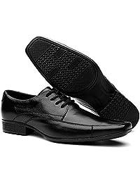 Sapato Social em Couro De Amarrar
