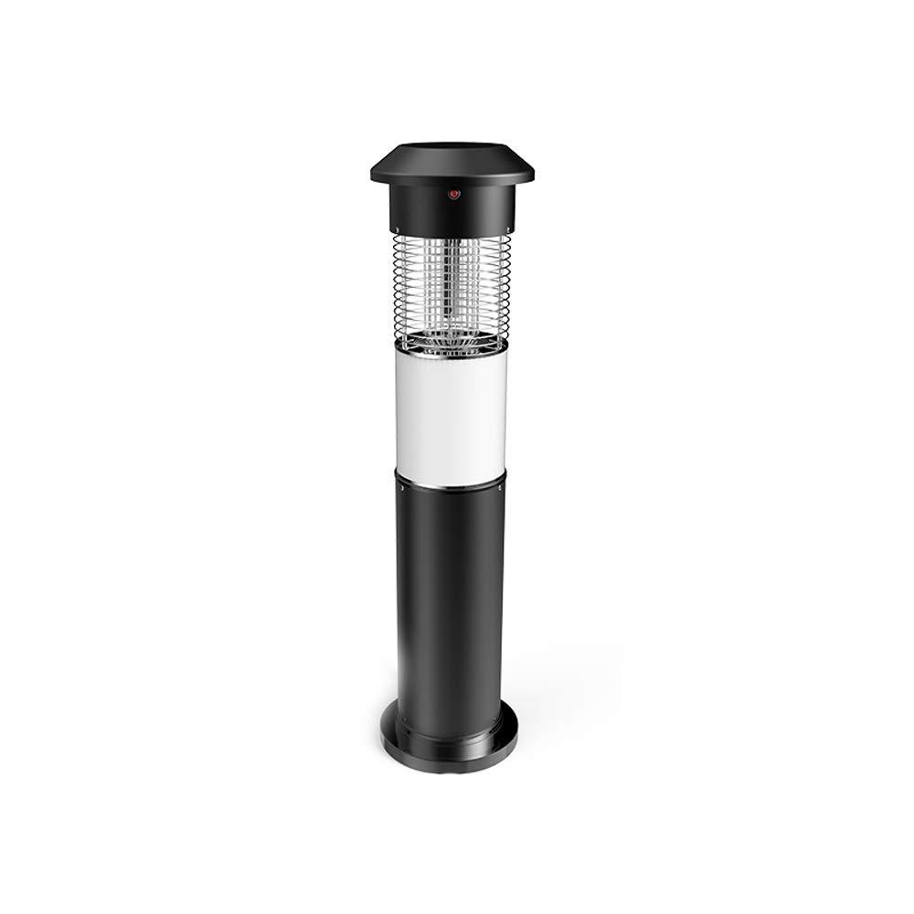 WJ 蚊ランプ 蚊キラー、中庭/別荘/病院に適したアルミ合金照明防蚊防水屋外商業電気ショック殺虫剤ランプ蚊取り器。サイズ:79.5×15.5×21.5cm 虫よけ B07SRT2BXC