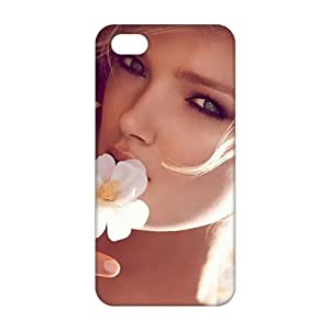 Sexy Lily Donaldson 3D Phone Case for iPhone 5s