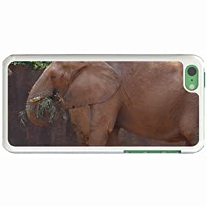 Lmf DIY phone caseCustom Fashion Design Apple iphone 5/5s Back Cover Case Personalized Customized Diy Gifts In Atlanta elephant WhiteLmf DIY phone case