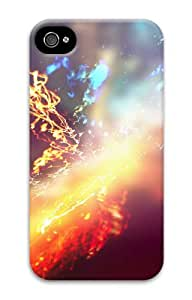 iphone 4 case personalize cover Patterns sun 3D Case for Apple iPhone 4/4S
