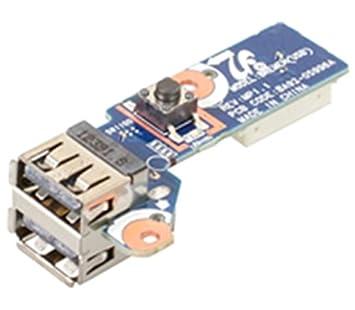 Samsung BA92-05996A refacción para notebook Placa USB - Componente para ordenador portátil (Placa USB, R540, R580, R730, R780, RV510): Amazon.es: ...