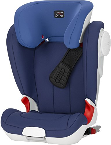 Britax Kidfix XP SICT Group 2/3 4 - 12 Years High-Backed Booster Car Seat