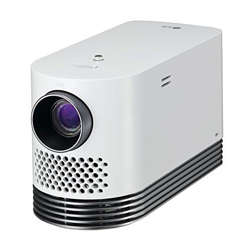 LG HF80JA Laser Smart Home Theater CineBeam Projector (2017 Model - Class 1 laser product)
