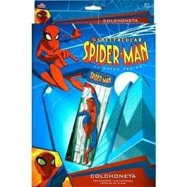 Colchón Inflable Spiderman para la Playa 180 cm: Amazon.es ...