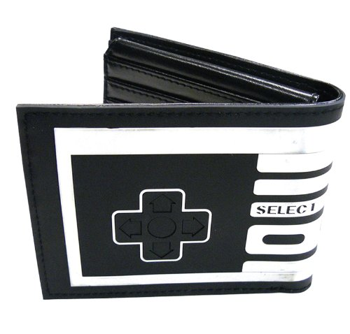 Cartera Nintendo, diseño de mando de consola Nes por solo 20,89€