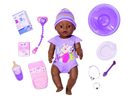 (BABY born Interactive Puppe Ethnic)