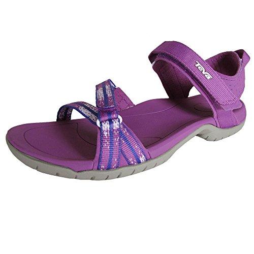 Teva Damen Verra Sandale Tzuna Lila